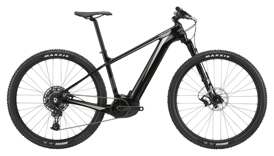 Cannondale Trail Neo 1 Schwarz Modell 2020