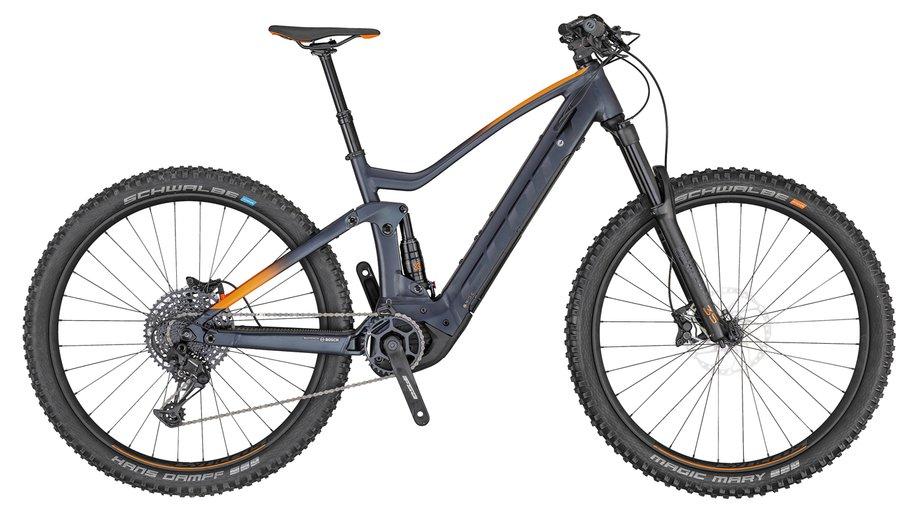Scott Genius eRIDE 930 Blau Modell 2020