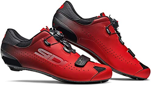 Sidi Sixty Schuhe Black/Black 2020 Rad-Schuhe Radsport-Schuhe
